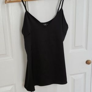 French kiss Tops - Black camisole